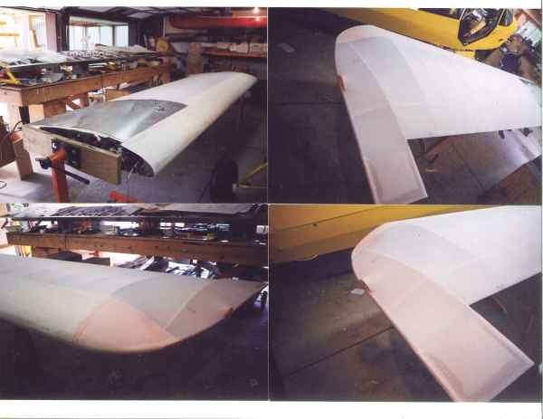 fabric top wing A